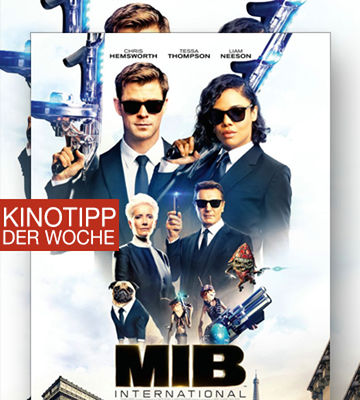 Kinotipp Der Woche Men In Black International