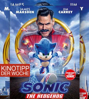 Kinotipp Der Woche Sonic The Hedgehog