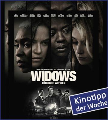 Kinotipp Der Woche Widows Toedliche Witwen