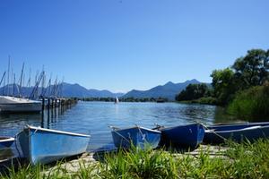 Chiemsee bayrischer Lieblingssee