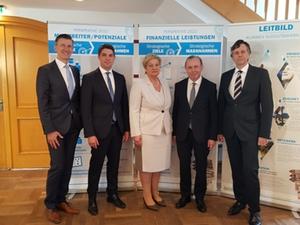 Kliniken SüdOstbayern Pressegespräch 2018