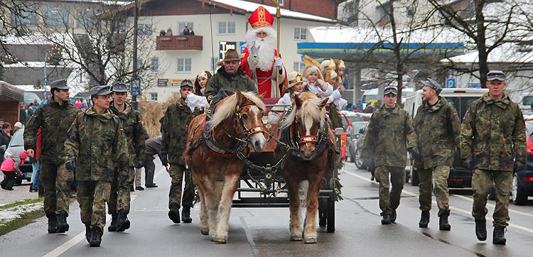 Krampuslauf Berchtesgaden 05. Dezember 2017