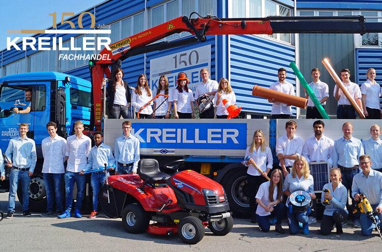 Kreiller Traunstein Banner