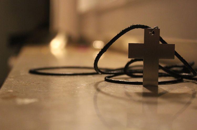Kreuz Kette
