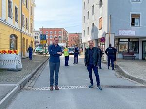 Bürgermeister Laufen/Oberndorf