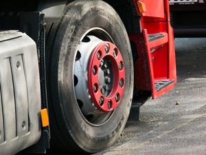 LKW-Reifen Sattelzug