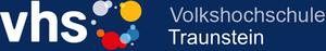 VHS Volkshochschule Traunstein - Logo