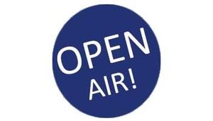 Open Air Button