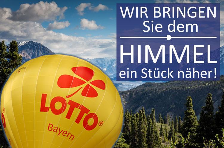 Lotto Bayern Ballonfahrt 160718