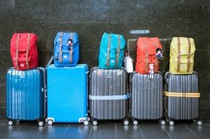 Koffer Symbolbild