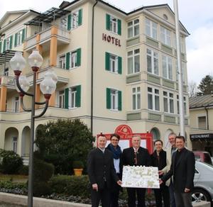 HotelLUisenbad neuer Besitzer