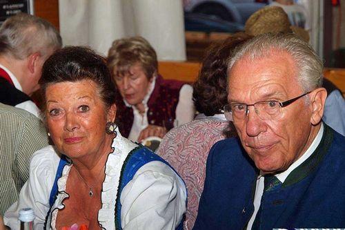Max Aicher Mit Frau