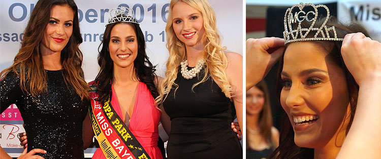 Miss Bayernwelle Wahl 2016