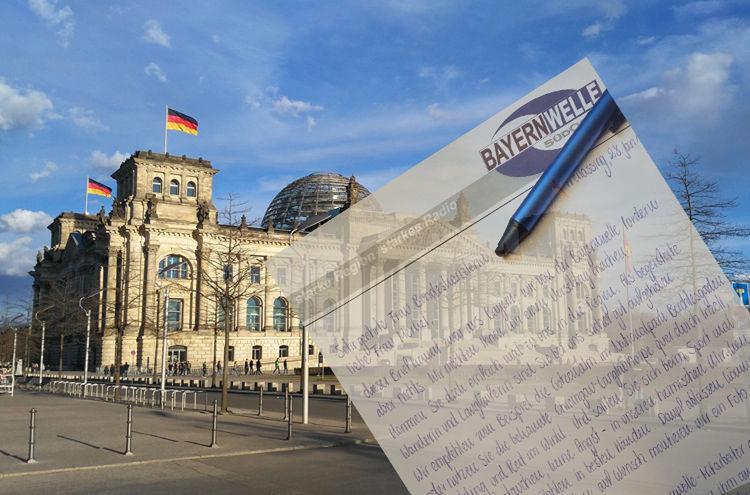 Merkel Brief Header