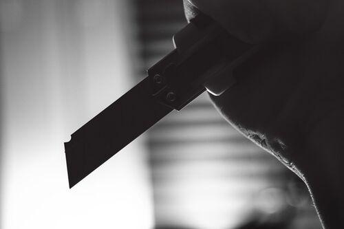 Messerstecherei Symbolbild 3