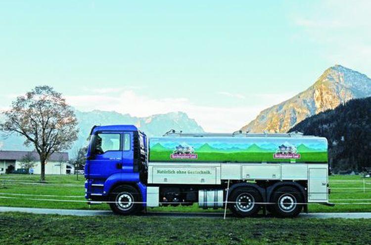 Milchwerke Zugspitzregion