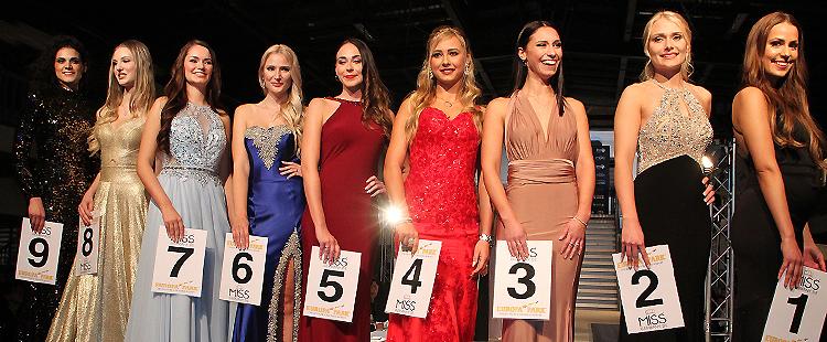 Miss Süddeutschland Wahl 2018