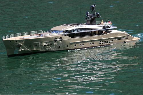 Modellschiff 750