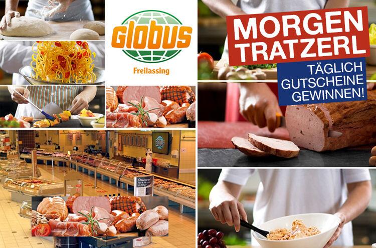 Morgentratzerl Globus Freilassing 1