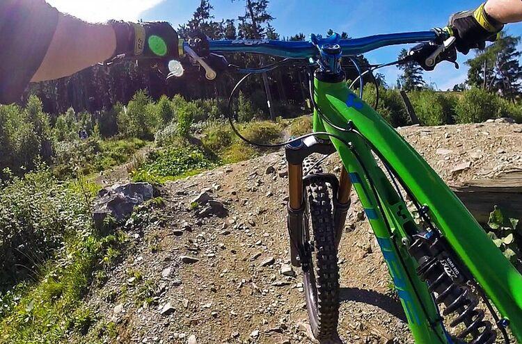 Mountainbike Bmx Bikepark
