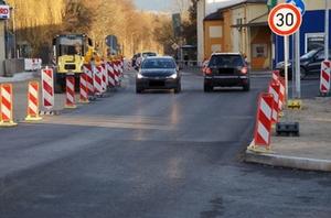 Münchener Straße Umbau