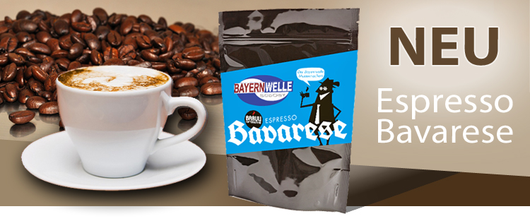 Muntermacher Bayernwelle Kaffee