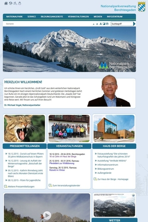 nationalpark-homepage