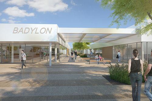 Neubau Badylon Freilassing