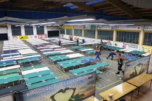 Notunterkunft Surheim 1