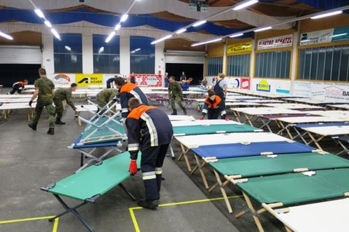 Notunterkunft Surheim 2