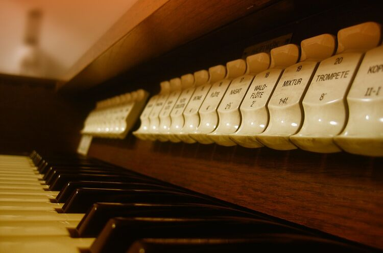 Orgel Symbolbild