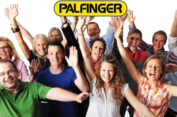 Palfinger Banner
