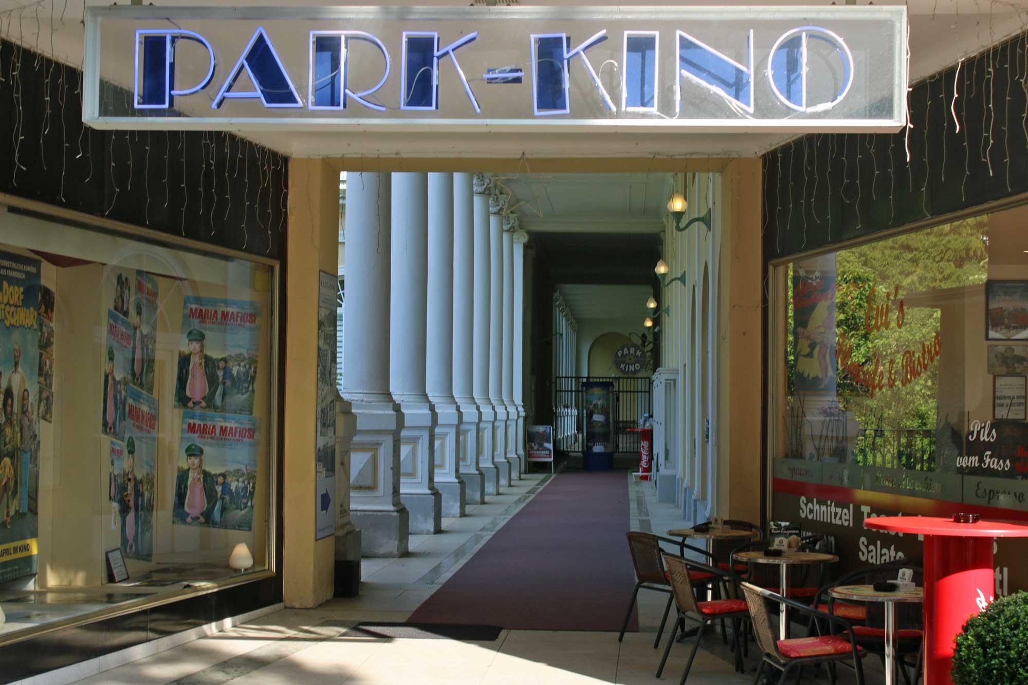 Parkkino Bad Reichenhall