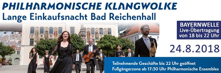 Philharmonische Klangwolke 24.8.2018