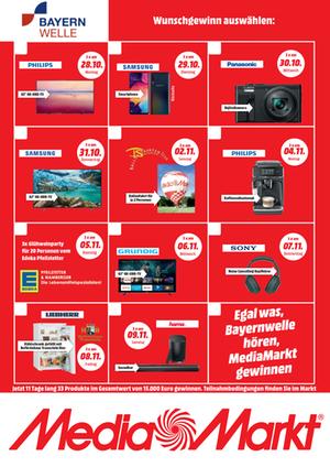 Aktion: Narrische 11 - Media Markt Traunstein / Traunreut 2019 - Produkte