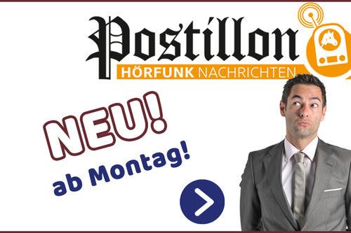 Postillon Hoerfunknachrichten Header