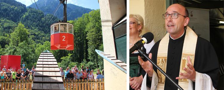 90 Jahre Predigtstuhlbahn Bad Reichenhall