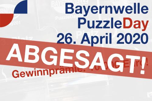 Puzzle Day 2020 500x333 Abgesagt