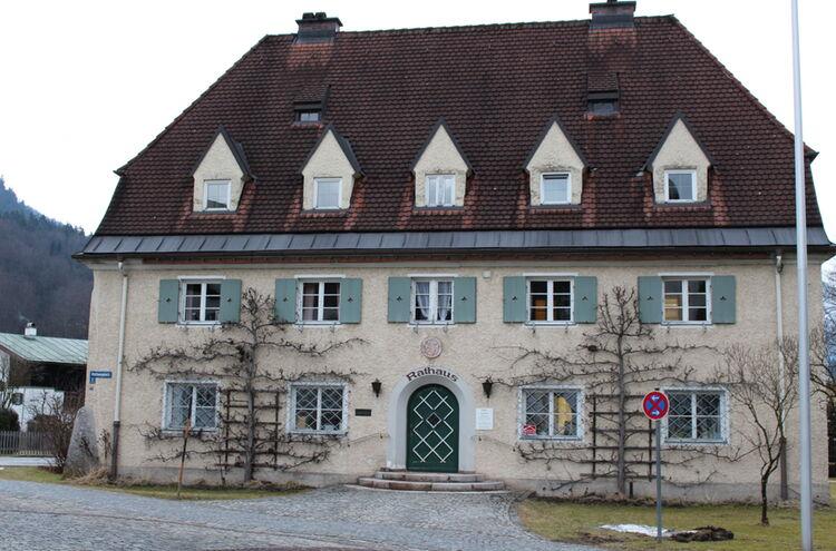 Rathaus Bischofswiesen