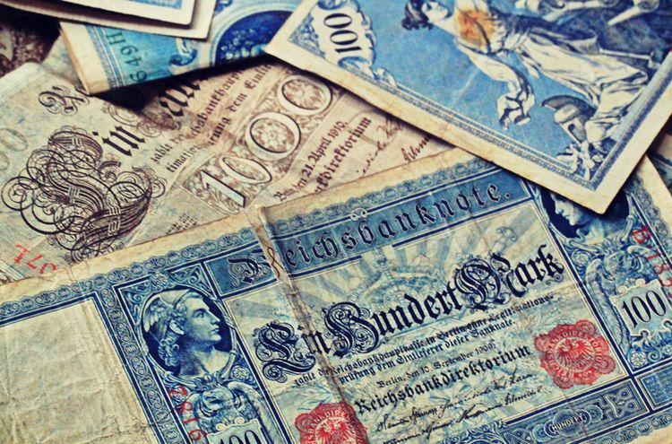 Reichsbanknote
