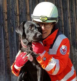 Rettungshund BRK