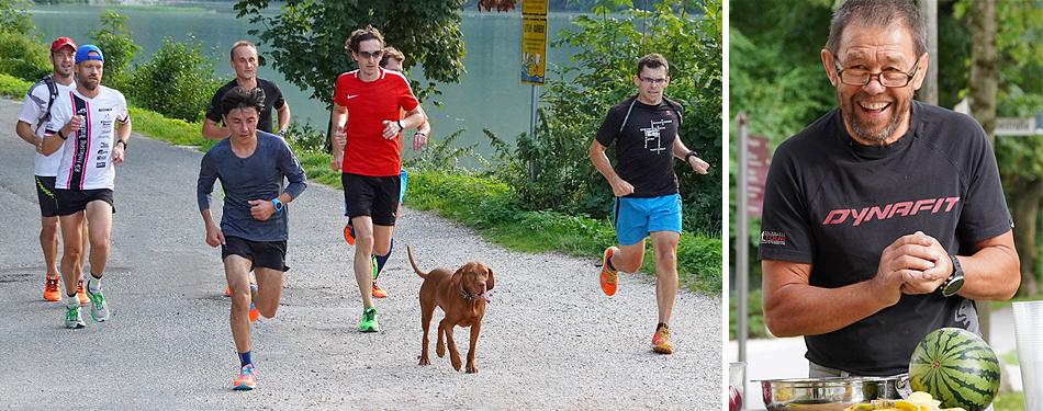 RupertusThermenlauf Bad Reichenhall  2019 Vorbereitungslauf Halbmarathon
