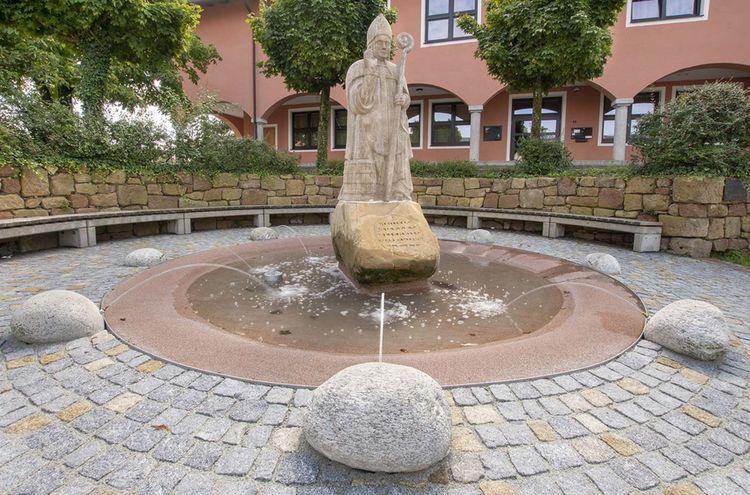 Rupertus Brunnen Wasser