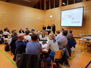 Saaldorf-Surheim Gemeinderat