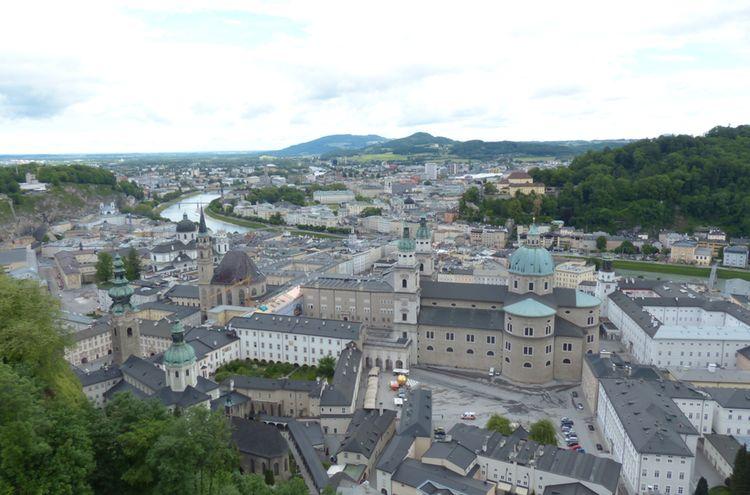 Salzburg Stadt 1