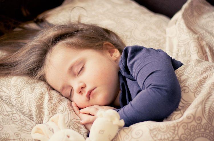 Schlafen Symbolfoto