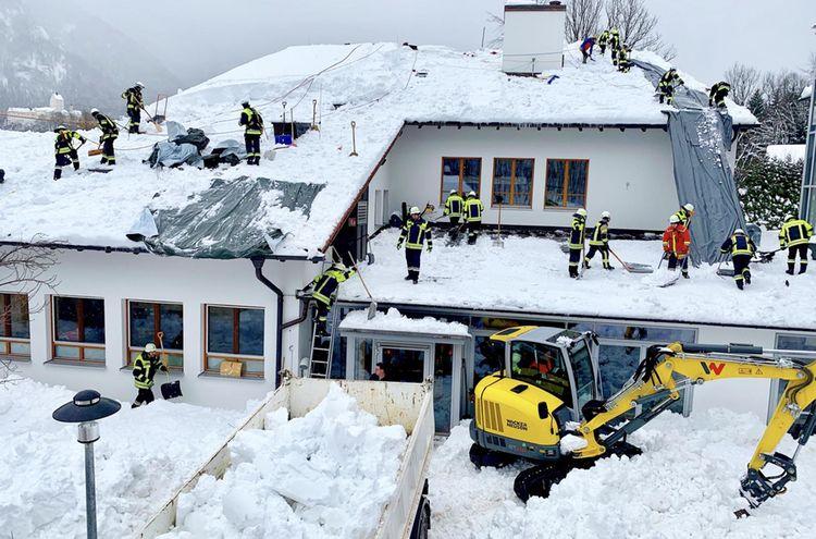 Schnee Aschau 2