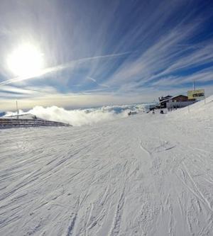 Schneehöhen