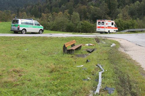 Schneizlreuth Unfall2