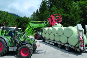 Hilfsaktion Milchbauern